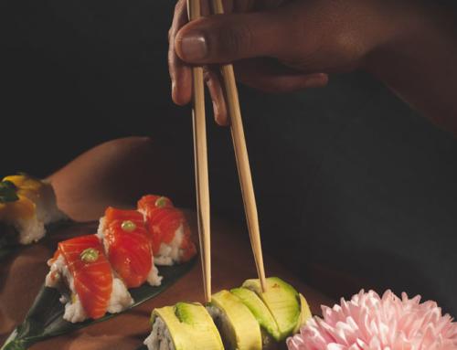 Nyotaimori: servire cibo sul corpo femminile